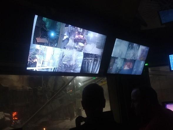 operator videos cameras